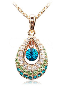 Royal-Blue-Teardrop-Swarovski-Alloy-Womens-Fashion-Necklace-65128-1.jpg